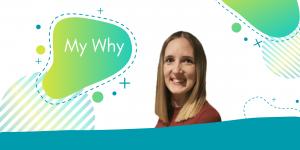 My Why Blog Banner